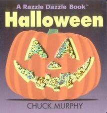 Halloween (Razzle Dazzle Books) - New - Murphy, Chuck - Board book