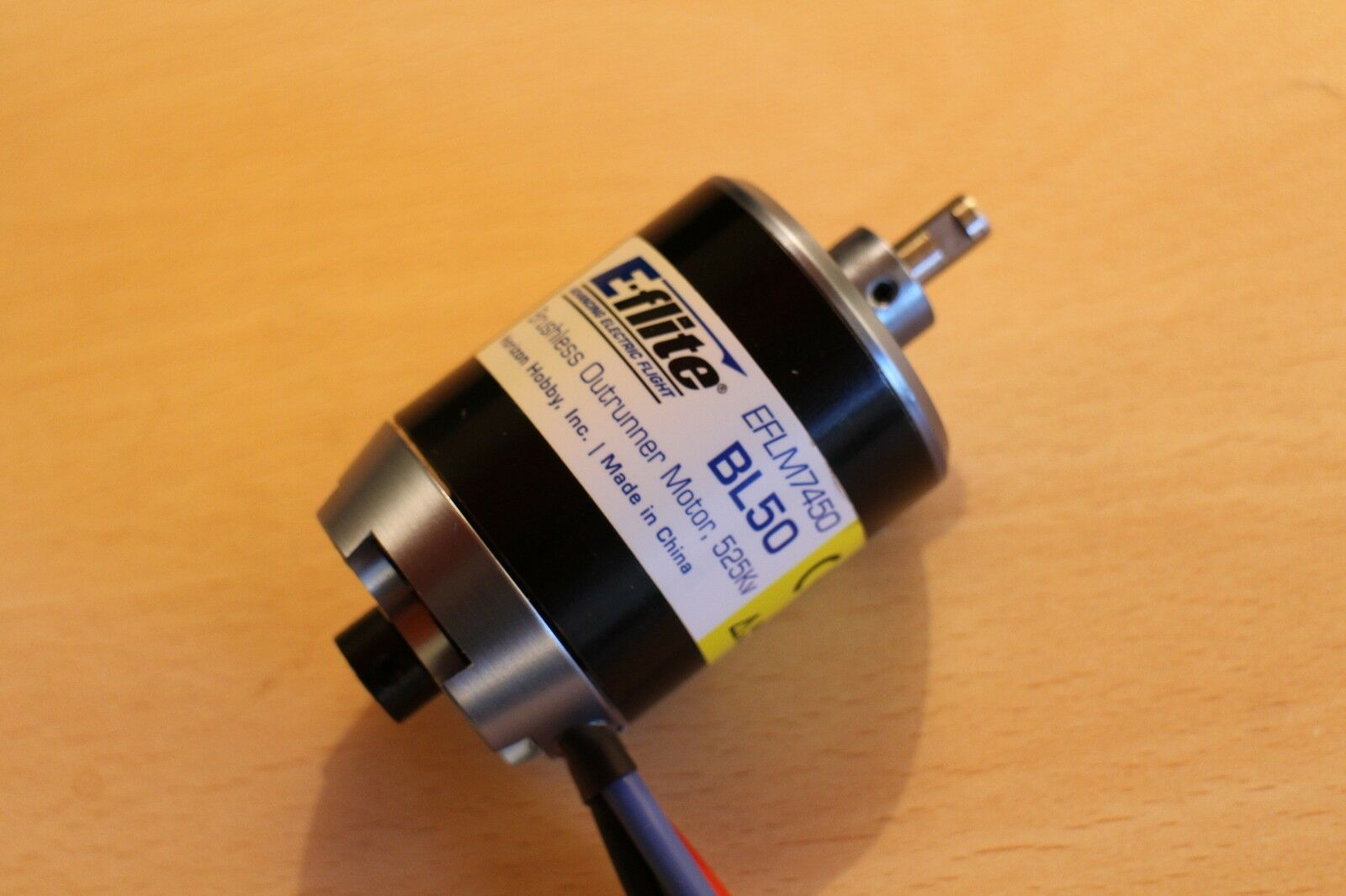 E-Flite BL50 gree Brushless Motor - Up to  6Kg  varie dimensioni