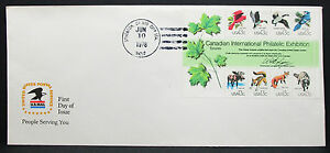 US-Cover-FDC-Canadian-Philatelic-Exhibition-Block-24c-USA-First-Day-H-7256