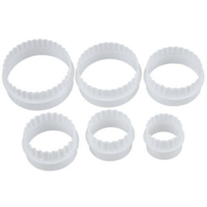 6-Pcs-mould-punch-Pastry-Biscuit-Cake-Fondant-sugar-paste-Round-Cutter-FP