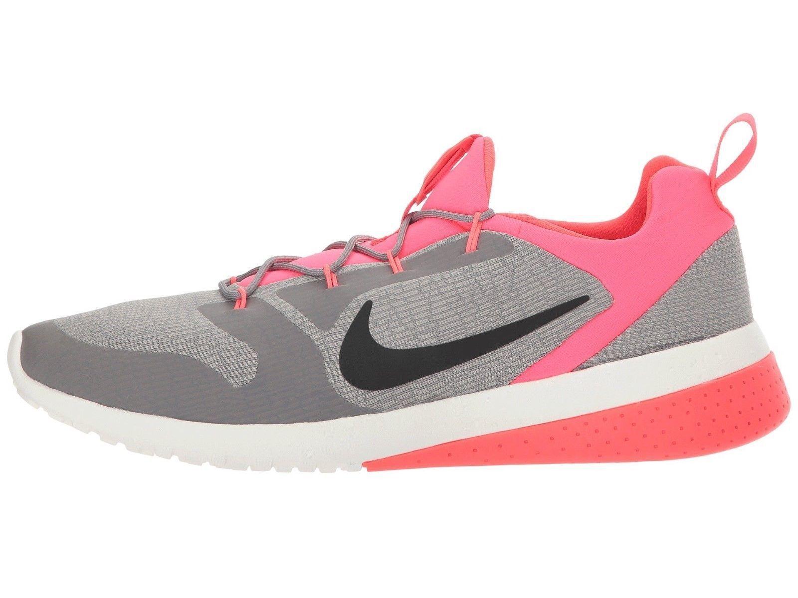Nueva marca de hombres Nike CK Racer zapatos hombres de cómodos 916780 002 gris rosa 3f2c88