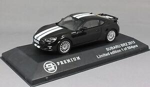 Triple-9-Models-Subaru-BRZ-in-Black-with-White-Stripes-2013-T9P10023-Ltd-504