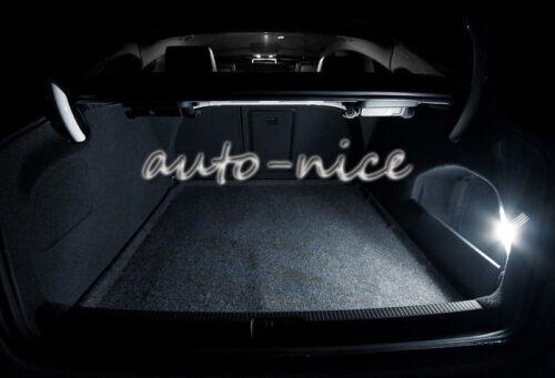 15 Bright White Bulb For Hyundai i40 2011-2014 LED Interior Light Package Kit