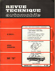 RTA revue technique automobile n° 309 DAF 55 1972