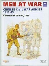 Osprey-Pre-WWII-Chinese Civil War-Nationalist-Communist-Units-Uniforms-Guide!