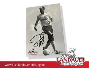 Autogrammkarte-Hans-Pfluegler-FC-Bayern-limitiert-Kurt-Landauer-Stiftung
