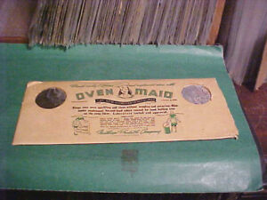 1947-OVEN-MAID-DISPOSABLE-OVEN-LINER-PACKET-WITH-LINERS