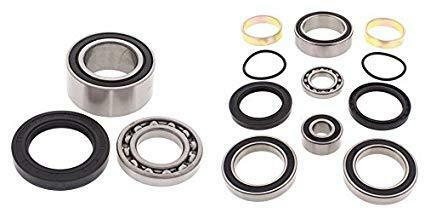 Lower Drive Shaft /& Upper Jack Shaft Bearing /& Seal Kit for Arctic Cat F7 700 EF