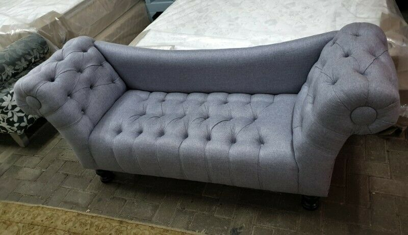 GORGEOUS Maidstone Furniture & Kitchens BED ENDS in Grey (Main & Express Shop)