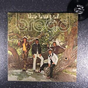 THE-BEST-OF-BREAD-K42115-A1B1-PRESS-LP-Vinyl-Record-VG-EX