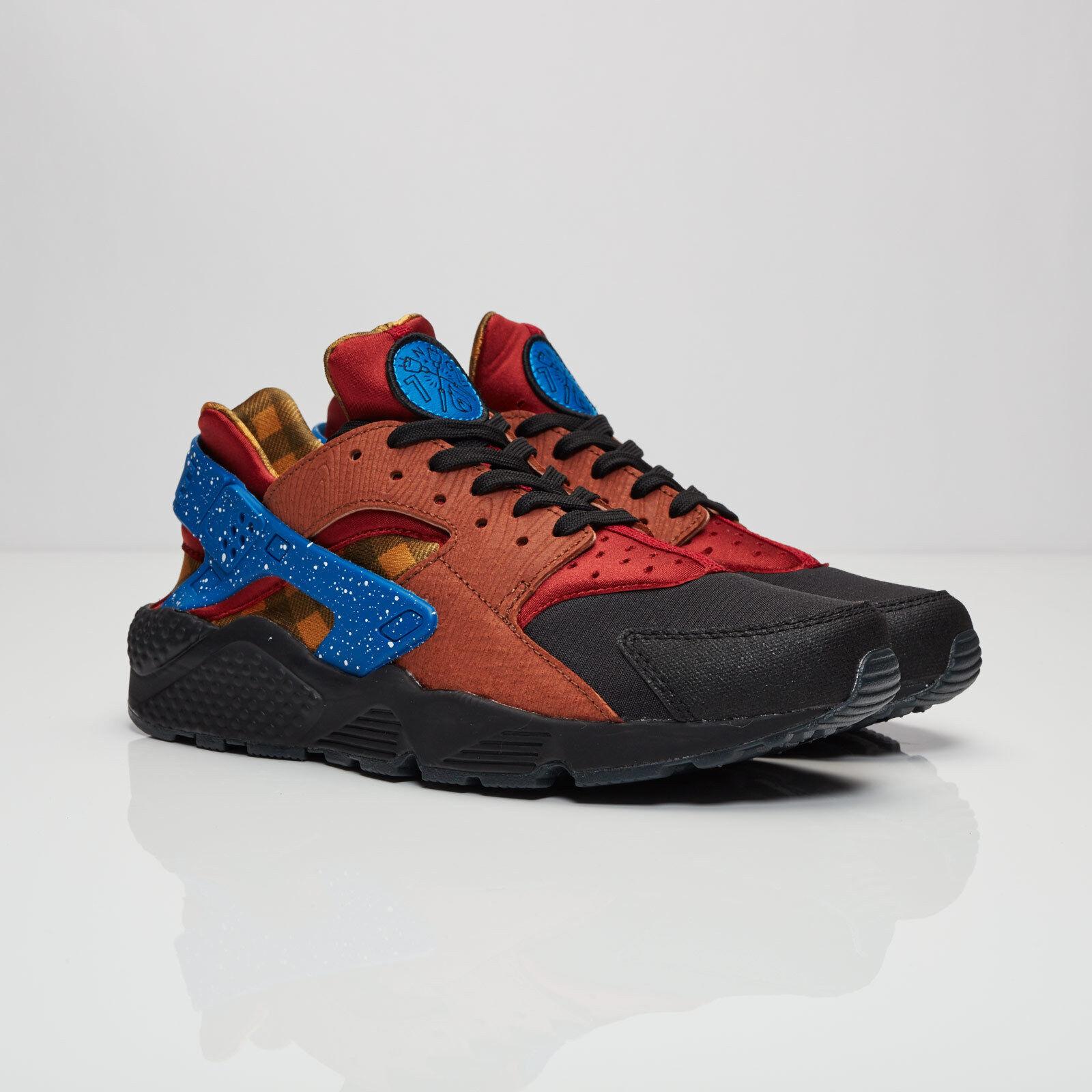 Nike Air Huarache noir Unisex blanc Emerald Unisex noir Gym fonctionnement Trainers Sneakers 4d50ae