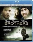 Brothers 0031398119289 With Jake Gyllenhaal Blu-ray Region a