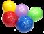 Eid-Mubarak-Kids-Party-Decorations-Mubarak-Badges-Banner-Balloons-Flags-Bunting miniatura 27