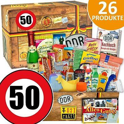 Geschenkidee 50 Geburtstag