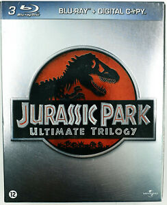 Coffret-3-Blu-Ray-Jurassic-Park-Ultimate-Trilogy-Limited-Edition-francaise
