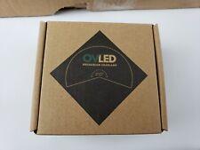 OV LED 802100 Broadbeam LED Headlamp Hunting Outdoors Camping 210/° Illumination Fishing 20 Bright LED Lights Ultra-Low Profile Durable Elastic Headband 300 Lumens Runners Pack of 2 Hiking