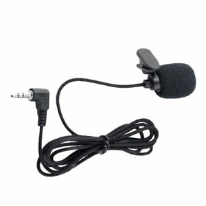 Clip-On-Lapel-Microphone-Hands-Free-Wired-Condenser-Mini-Lavalier-Mic-3-5mm-Hot