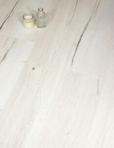 Egger Aqua White Creston Oak, White Laminate Waterproof Flooring