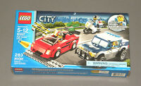 Lego City 60007 High Speed Chase Police Truck, Motorcycle Chase Mccain Game Code