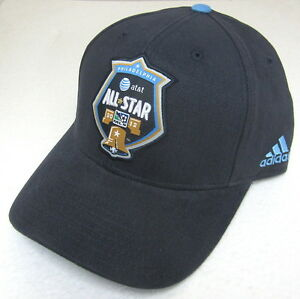 78fb160d28d MLS 2012 AT T All-Star Game Navy Blue Structured Adjustable Hat By ...