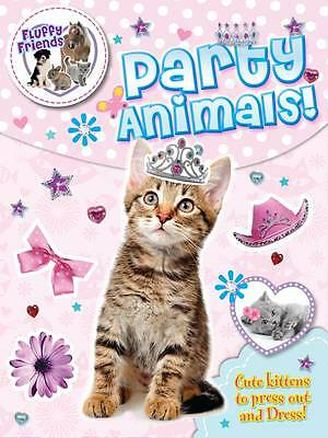 1 of 1 - Fluffy Friends Party Animals- Kitten, Gemma Cooper   Paperback Book   Good   978