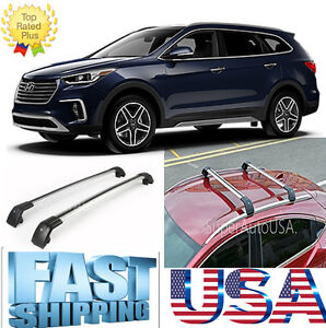 Image Is Loading Top Roof Rack For Hyundai Santa Fe XL