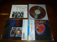 Rough Cutt / ST JAPAN Paul Shortino WPCP-4026 1ST PRESS!!!!! *R