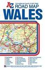 Wales Road Map by Geographers' A-Z Map Co Ltd (Sheet map, folded, 2015)
