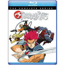 ThunderCats: The Complete Series [Blu-ray], DVD, ,