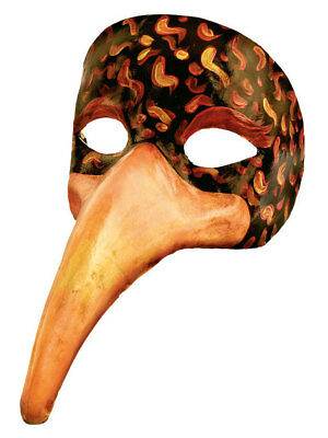Ragionevole Rabe Veneziane Maschera Venezia Carnevale Maschera Animali-