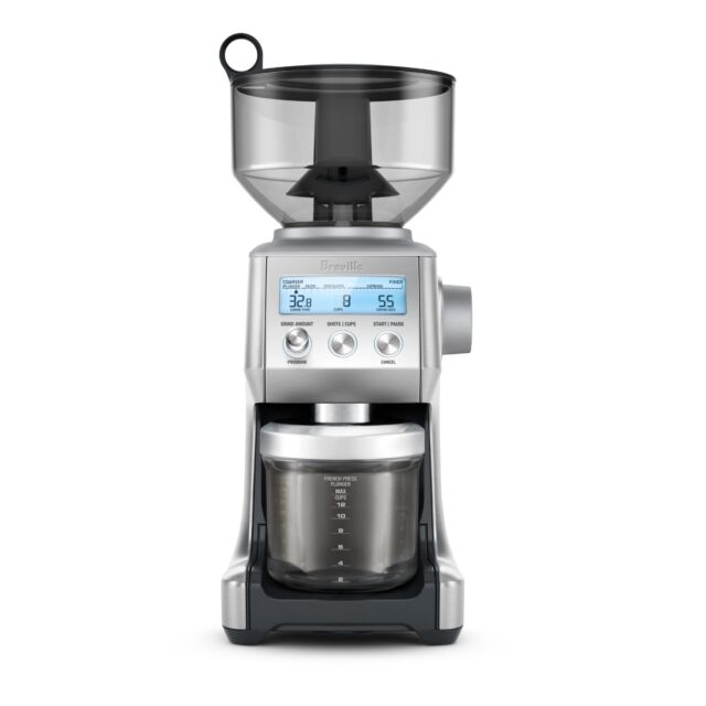 Breville BCG820BSS the Smart Grinder Pro 60 Setting Coffee Grinder - RRP $349.95