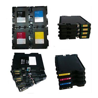4Pk GC41 Transfer SUB Ink Cartridges For Ricoh Aficio SG2100 SG3110DN SG2010