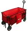 Outdoor-Folding-Wagon-Cart-Collapsible-Garden-Beach-Utility-Buggy-Camping-Sports thumbnail 1