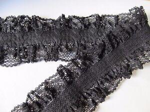 Waesche-Spitze-elastisch-55-mm-schwarz
