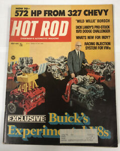 Vintage-HOT-ROD-Magazine-May-1970-Issue