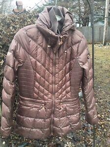 BERNARDO Women's Coat Size M Medium Primaloft Thermoplume ...