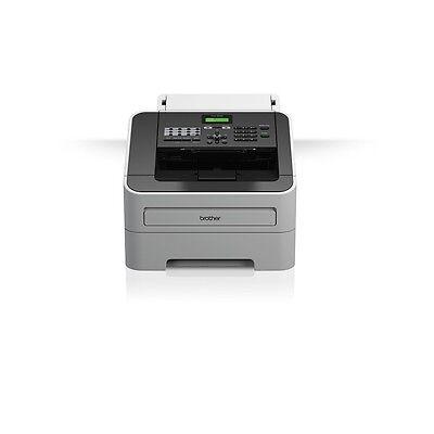 Brother Fax-2840 Laserfax A4 Kopierer Fax 33.600bps Sende- und Empfangsspeicher