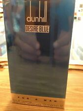 DESIRE BLUE DUNHILL MEN COLOGNE 3.4 OZ / 100 ML EDT SPRAY NIB