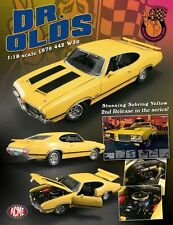 1:18 GMP ACME DR. OLDS 1970 OLDSMOBILE 442 W30 SEBRING YELLOW VINTAGE Lmtd.1/702