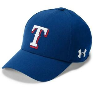 competitive price 9722a d821d Image is loading Under-Armour-Texas-Rangers-MLB-Men-039-s-