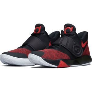 the best attitude 0136b 8bb86 Image is loading NIKE-KD-TREY-5-VI-BLK-RED-Sz-