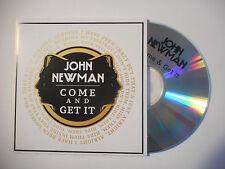 JOHN NEWMAN : COME AND GET IT ♦ CD SINGLE PORT GRATUIT ♦