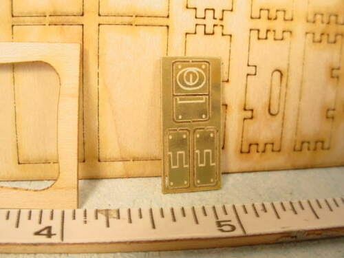 Laser Cut Dragonfly Intl 1//12th Miniature Deluxe Doll Trunk Kit #TY302