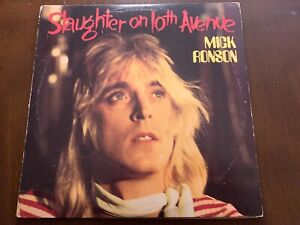 MICK-RONSON-SLAUGHTER-ON-1OTH-AVENUE-VINYL-LP-RCA-ONLY-AFTER-DARK
