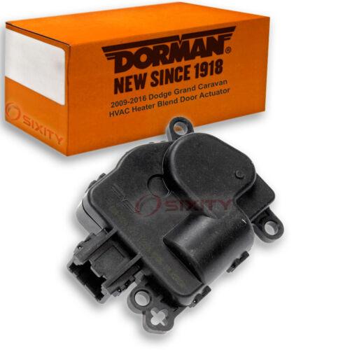 Dorman Auxiliary HVAC Heater Blend Door Actuator for Dodge Grand Caravan gn