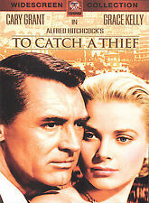 To Catch a Thief, Good DVD, John Williams, Jessie Royce Landis, Grace Kelly, Car