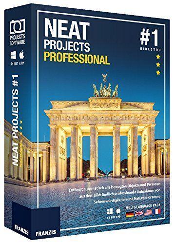 Franzis Neat Projects Professional #1 NEU