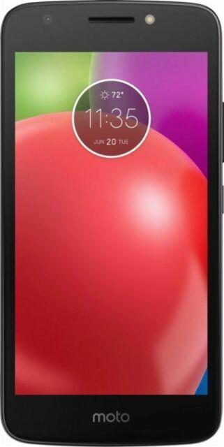 Motorola 01187NACRTL E4 4th Generation 16GB 4G LTE Black Unlocked Smartphone