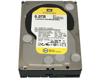 """New WD AE (WD6001F4PZ) 6TB 64MB Cache SATA III 6Gb/s 3.5"""" Enterprise Hard Drive"""