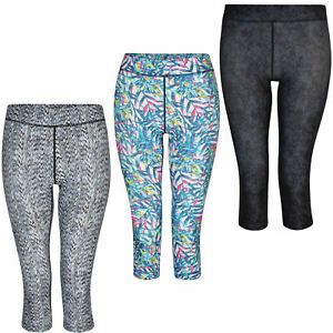 923d7fe0c00bef Image is loading Dare2b-Ambition-Womens-3-4-Leggings-Gym-Running-